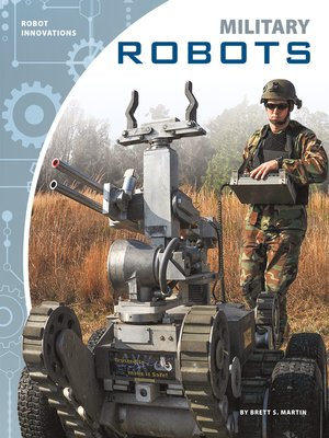 cover image of Military Robots