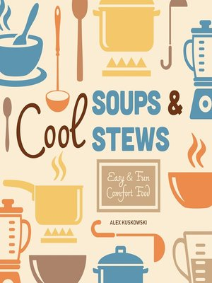 cover image of Cool Soups & Stews
