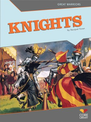 cover image of Knights