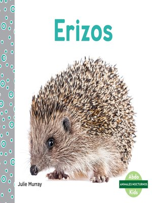 cover image of Erizos (Hedgehogs)