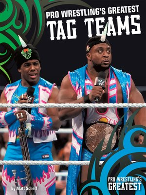 cover image of Pro Wrestling's Greatest Tag Teams