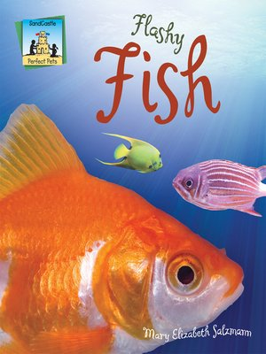 cover image of Flashy Fish