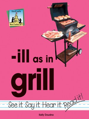 cover image of ill as in grill