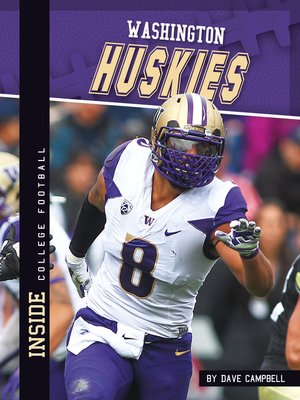cover image of Washington Huskies