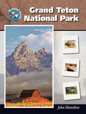cover image of Grand Teton National Park