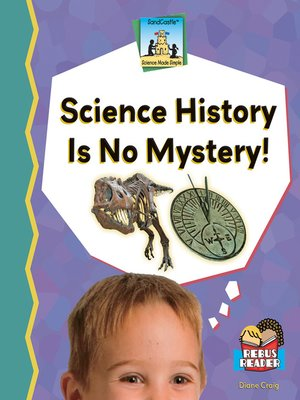 cover image of Science History Is No Mystery!