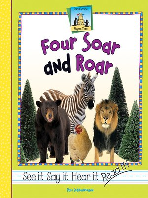 cover image of Four Soar and Roar