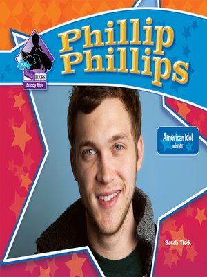 cover image of Phillip Phillips