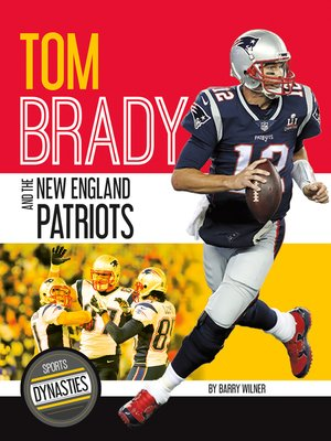 cover image of Tom Brady and the New England Patriots