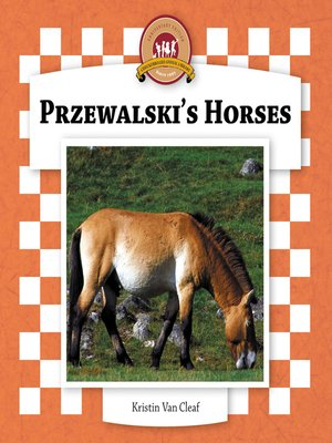 cover image of Przewalski's Horses