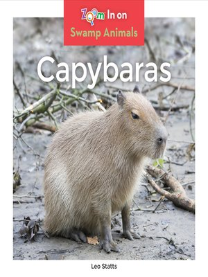 cover image of Capybaras
