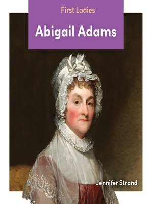 cover image of Abigail Adams