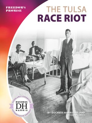 cover image of The Tulsa Race Riot