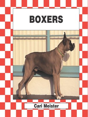 cover image of Boxers