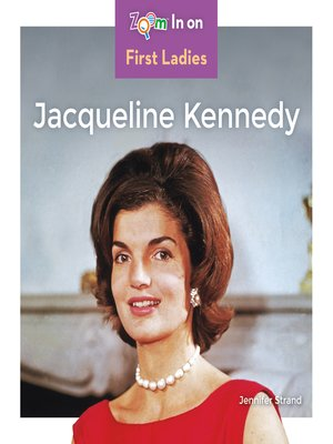 cover image of Jacqueline Kennedy