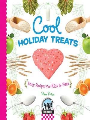 cover image of Cool Holiday Treats