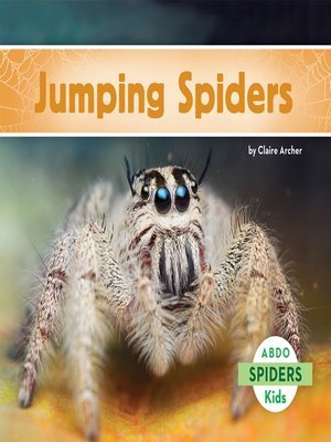 cover image of Jumping Spiders