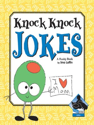 cover image of Knock-Knock Jokes
