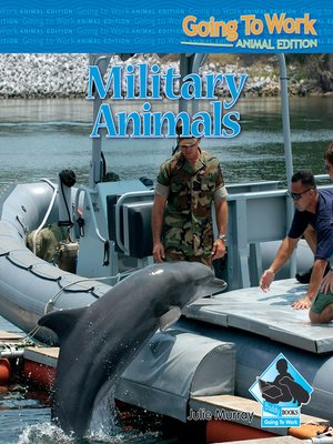 cover image of Military Animals