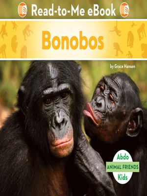 cover image of Bonobos