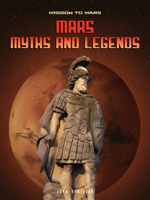 cover image of Mars Myths and Legends