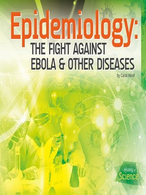 cover image of Epidemiology