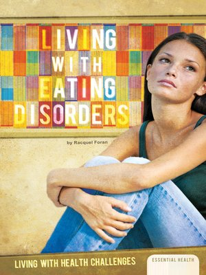 cover image of Living with Eating Disorders