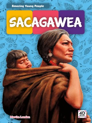 cover image of Sacagawea