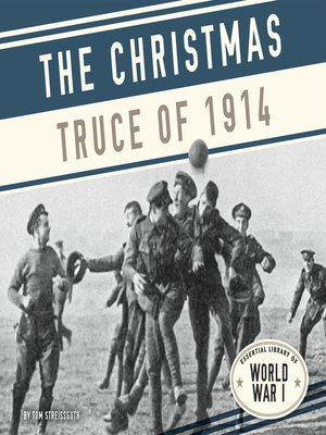 cover image of Christmas Truce of 1914