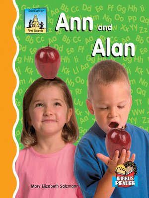 cover image of Ann and Alan