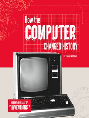 cover image of How the Computer Changed History