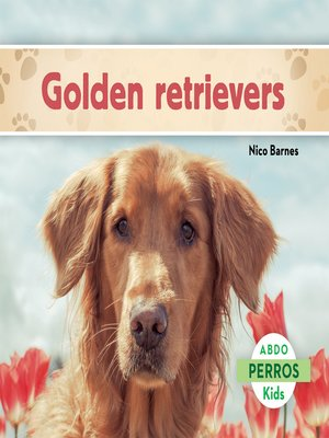 cover image of El golden retriever