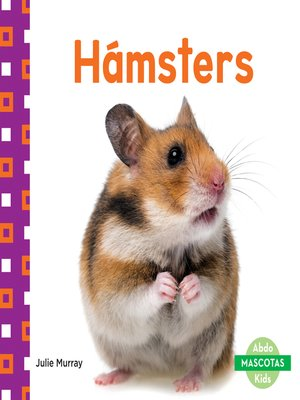 cover image of Hámsters (Hamsters)