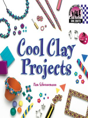 cover image of Cool Clay Projects