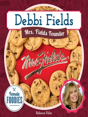 cover image of Debbi Fields