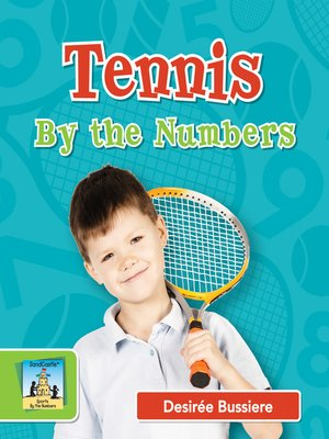 cover image of Tennis by the Numbers