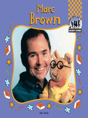 cover image of Marc Brown