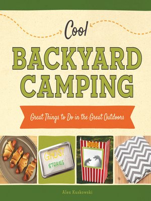 cover image of Cool Backyard Camping