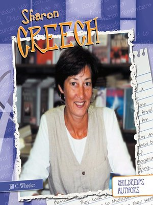 cover image of Sharon Creech