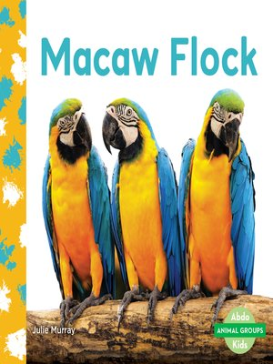 cover image of Macaw Flock