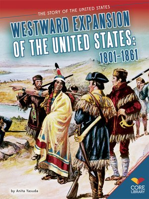 cover image of Westward Expansion of the United States
