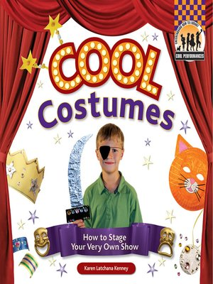 cover image of Cool Costumes