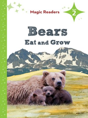 cover image of Bears Eat and Grow