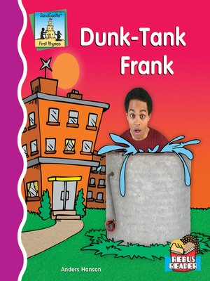 cover image of Dunk-Tank Frank
