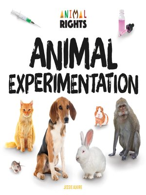 cover image of Animal Experimentation