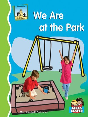 cover image of We are at the Park