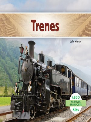 cover image of Trenes