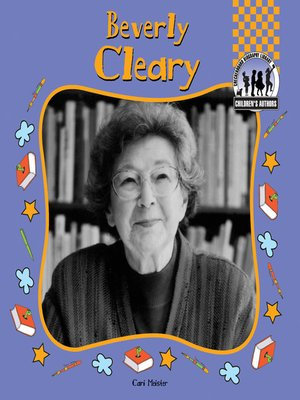 cover image of Beverly Cleary