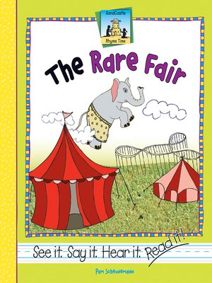 cover image of Rare Fair