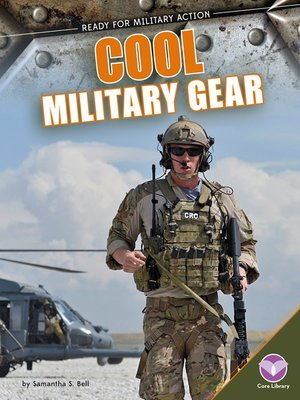 cover image of Cool Military Gear